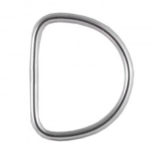 "Ring ""D"" Stainless Steel 3/16"" - 2"" | 5cm"